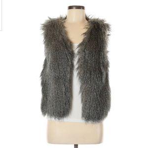 Buffalo David Bitton Tova Faux Fur Vest